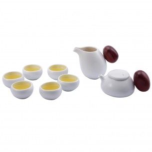 Shi Yuan Porcelain Tea Set (Kungfu Tea)