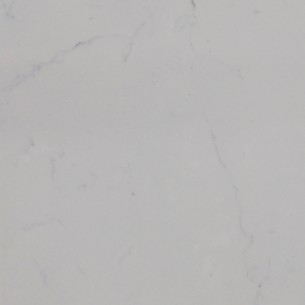 Quartz Slab, Carrara White
