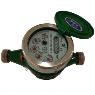 Stainless Steel Cover Drip Water Meters (GB)
