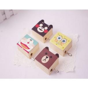 Shangwufang sw-17015 Cartoon Head Series Music Box