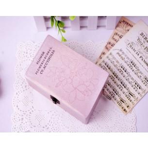 Shangwufangs sw-17006 Hook Line Flower Music Box