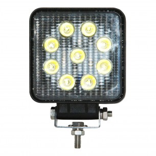 LED 60 Degree Work Light 28MIL*2*9pcs