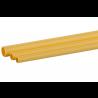 TIS  PVC-U Conduit 3.95M Yellow